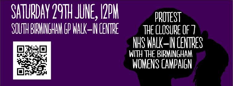 Walk in centre