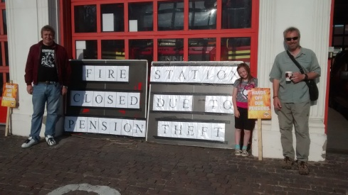 FBU strike 010