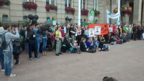 Climate rally 029